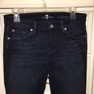 New Seven A Picket Bootcut Jeans